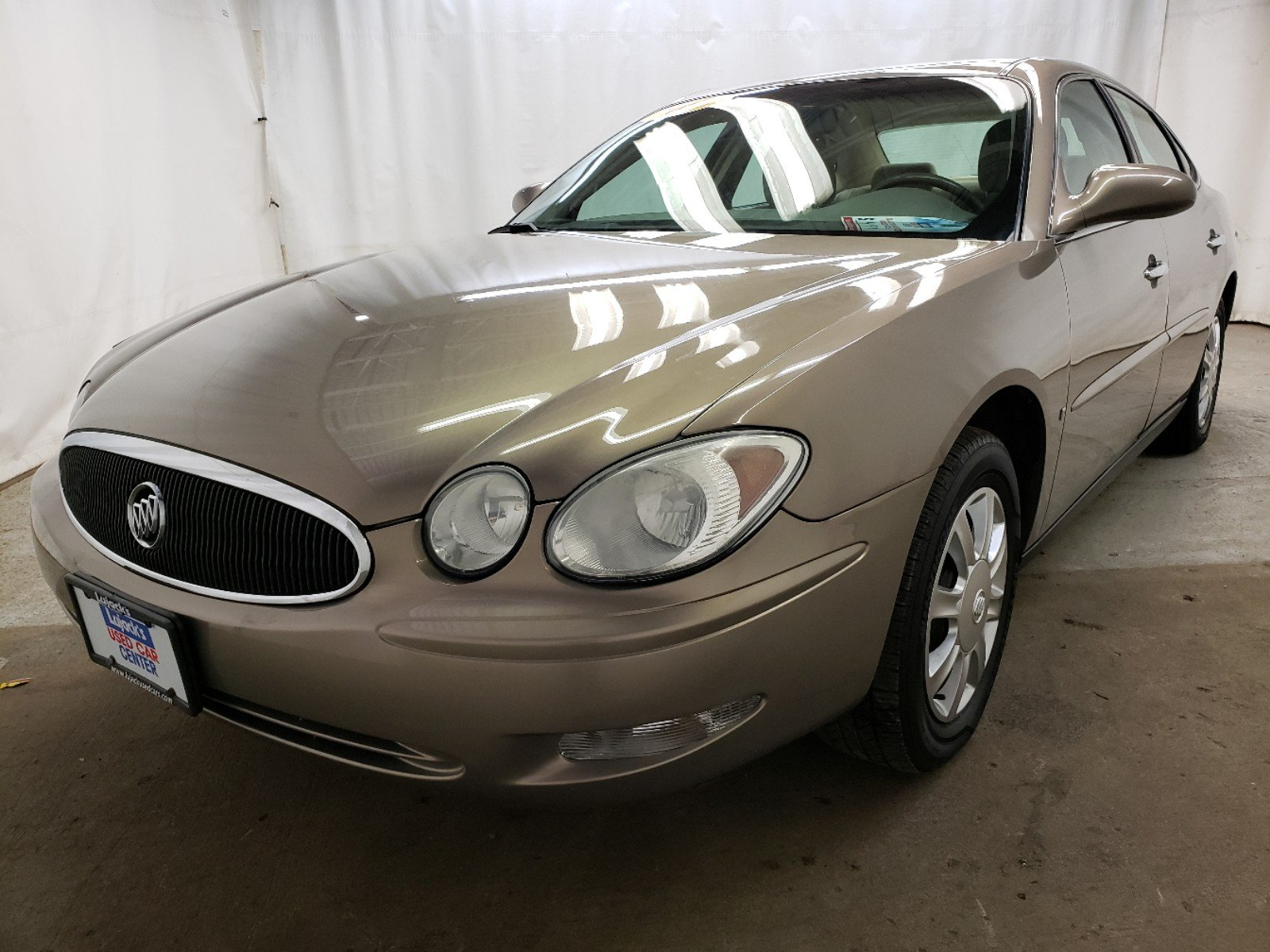 Pre-Owned 2006 Buick LaCrosse CX