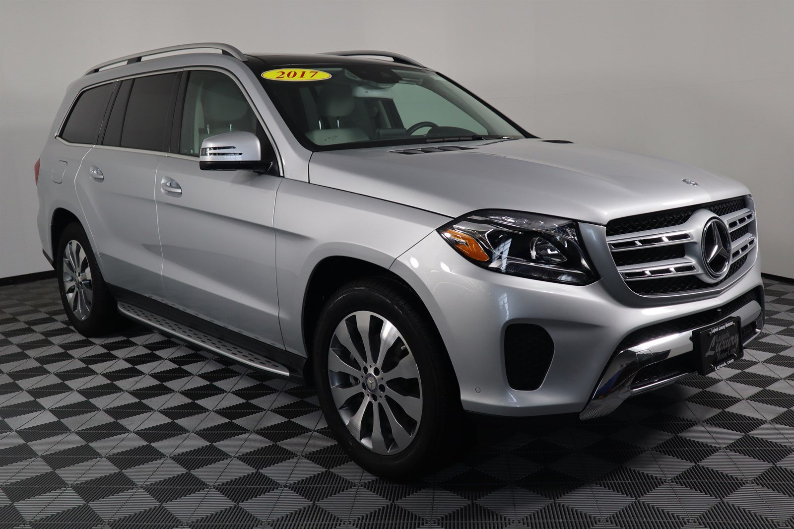 Pre-Owned 2017 Mercedes-Benz GLS GLS 450